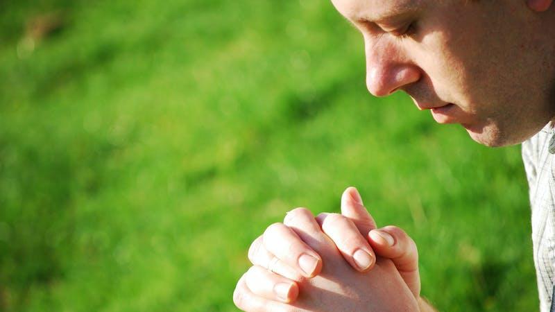 Bønn har rom for Gud