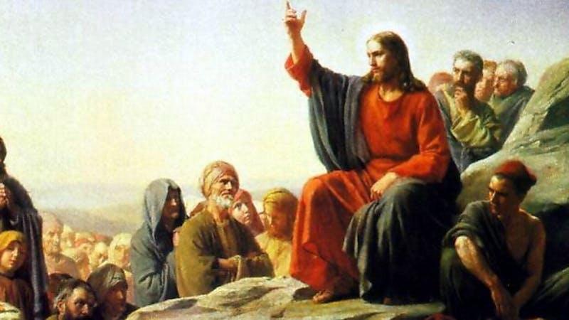 Jesus satte den perfekte standard