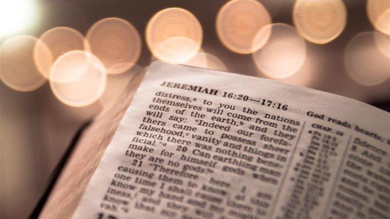 En «nidkjær» Gud