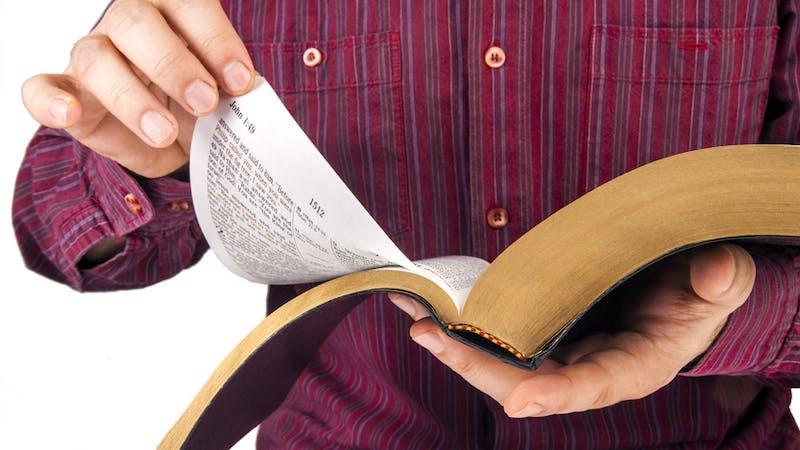 Ærlig om det Bibelen tier om