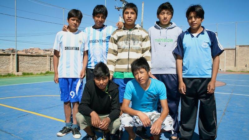 Talentene fra Tinguipaya