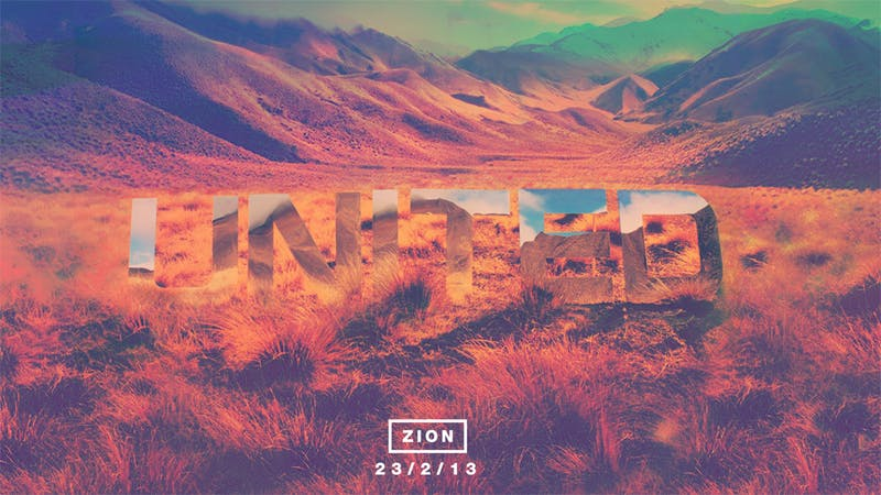 Hillsong United – Zion