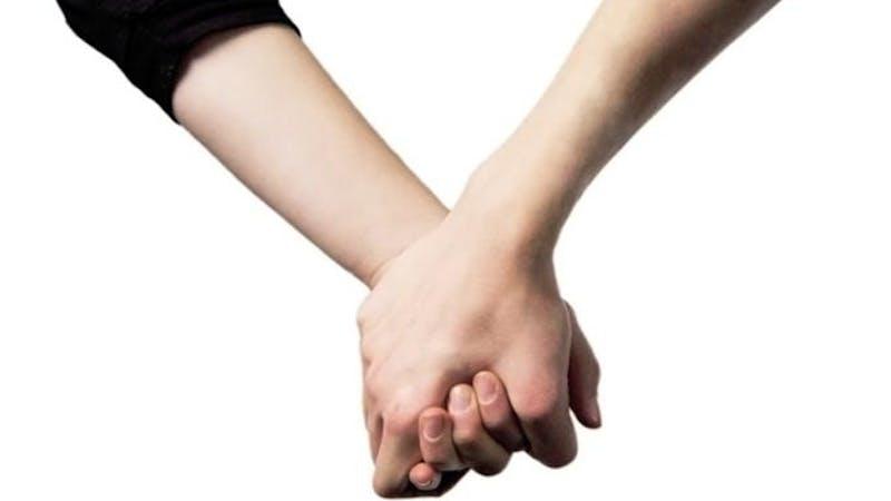 Å bli sammen