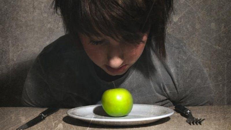 Å spise – eller ikke spise