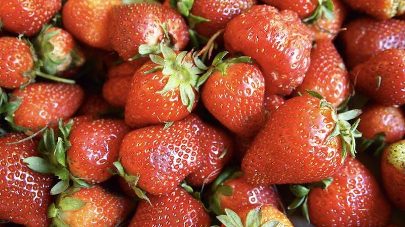 En tid for jordbær