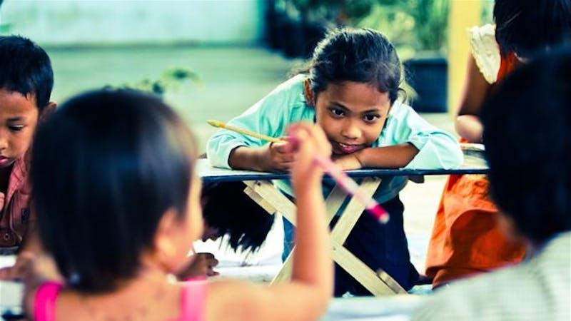 Kids Club i Indonesia
