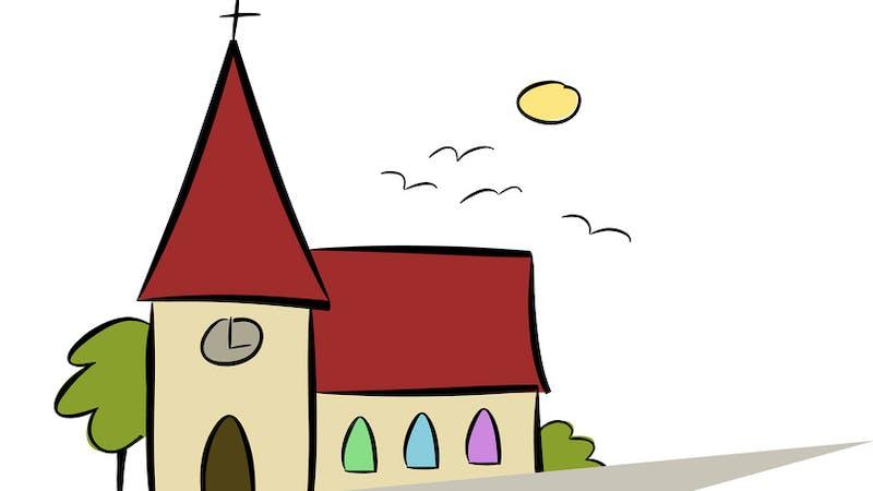 En kirke vokser