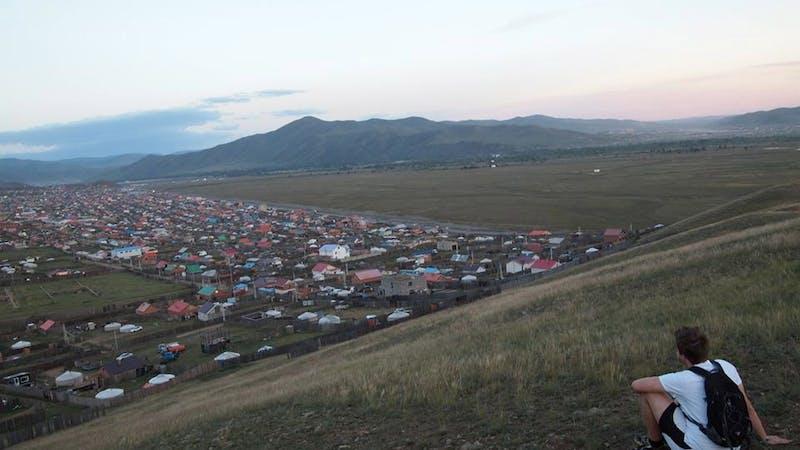 Et kaldt og lærerikt år i Mongolia
