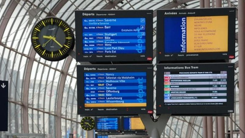 Interrailfrihet