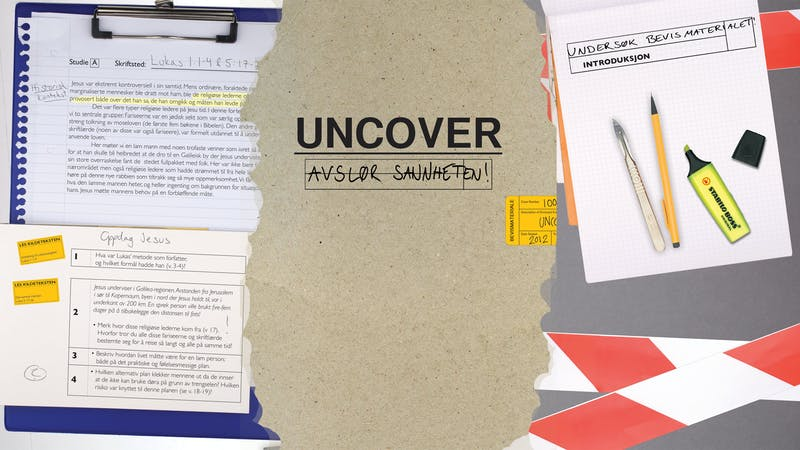 Start Uncover-gruppe