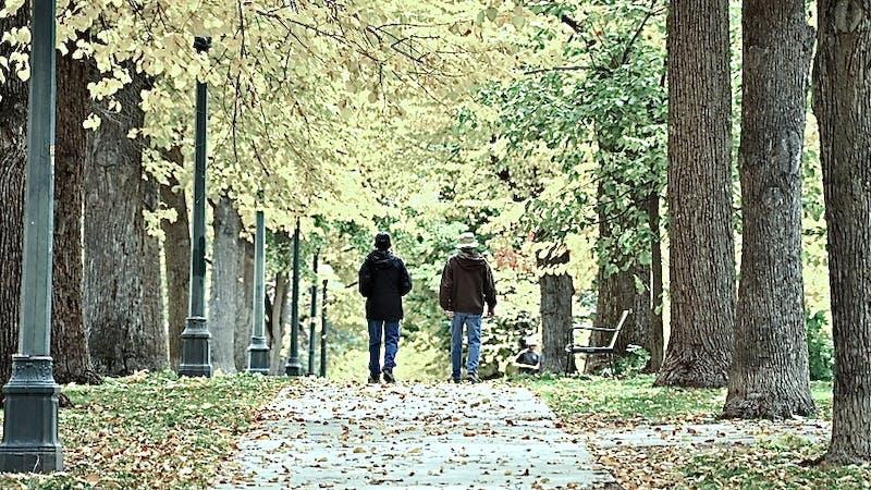 Å vandre sammen