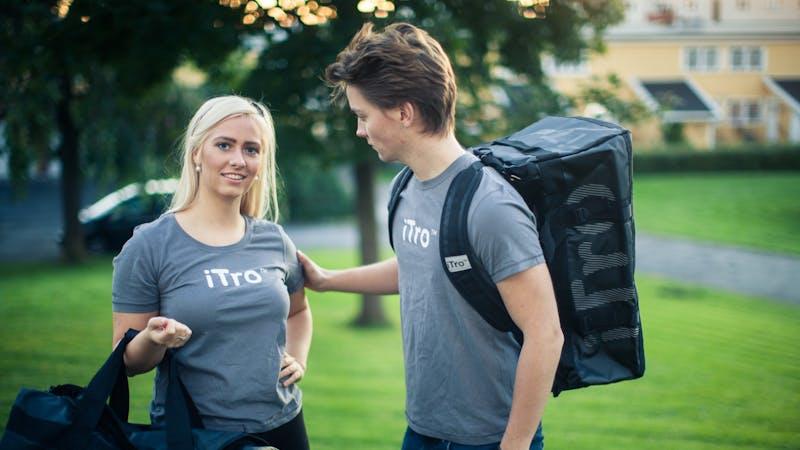 iTro-bag