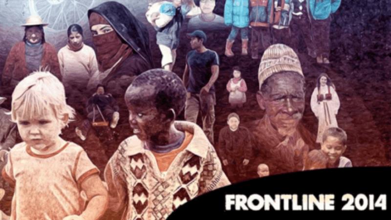 Frontline begynner torsdag