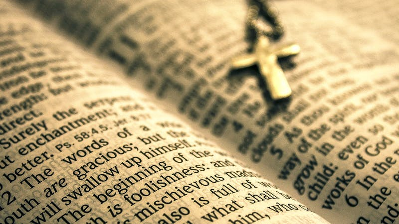 Mitt favorittbibelvers