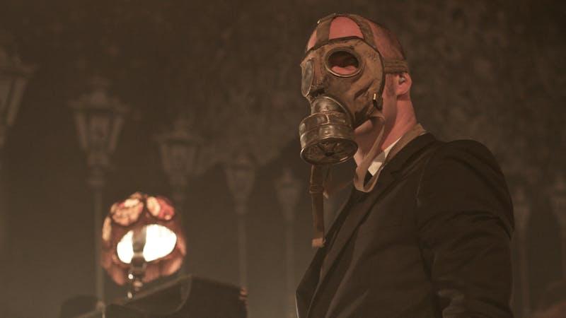 Mannen bak Norges mest kjente maske