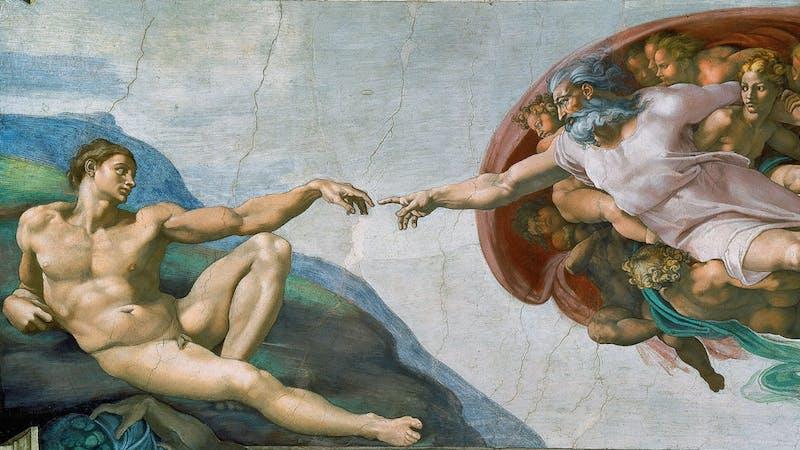 Kvifor skapte Gud menneska?