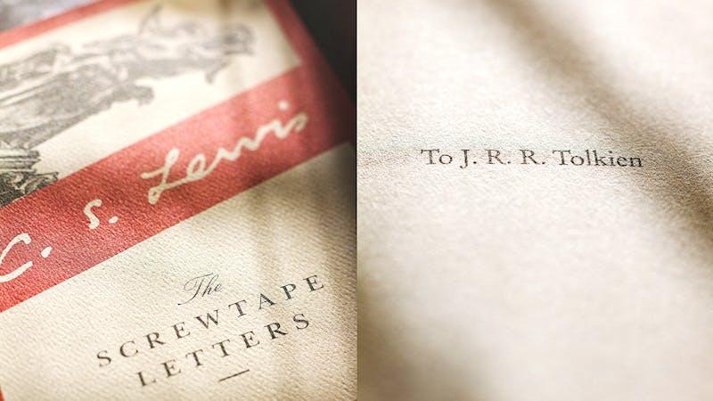 C.S. Lewis og J.R.R. Tolkien