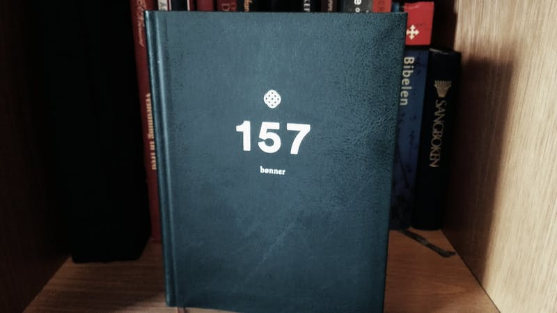 157 bønner