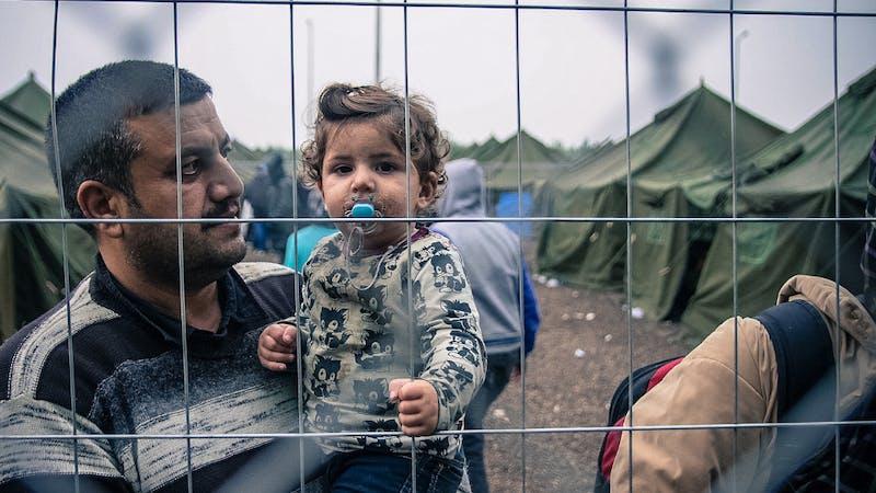 NLM ung vil hjelpe flyktninger og asylsøkere