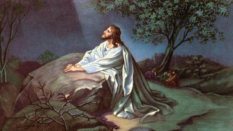 Stunden i Getsemane