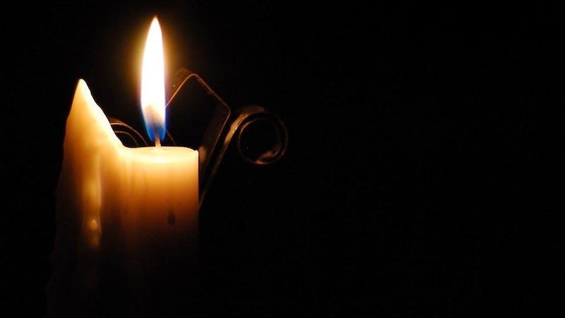 – Jeg er verdens lys, sa Jesus