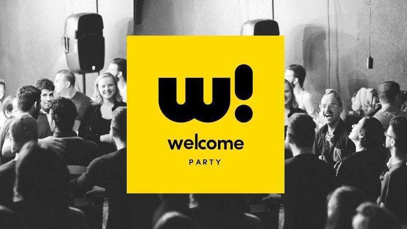 Welcome! app lansert i Norge