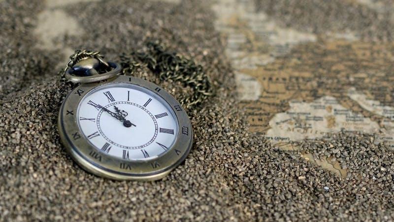 Et kristent tidsbilde