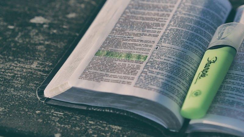 7 grunner til å lese Bibelen