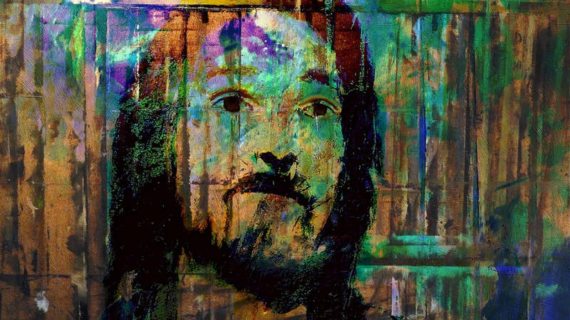 Da Jesus ble forlatt av Gud