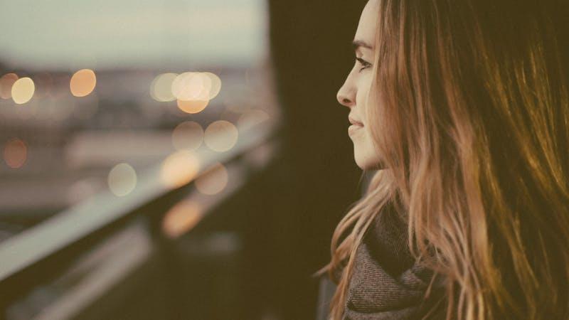 Du kan ta et oppgjør med tankene som holder deg nede