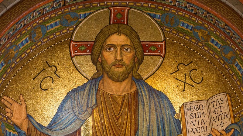 Jesus er vår øversteprest