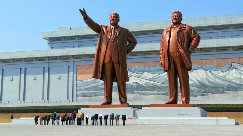 «Kim» har bestemt seg for å bruke livet sitt på å arbeide for at Nord-Korea og Sør-Korea skal gjenforenes