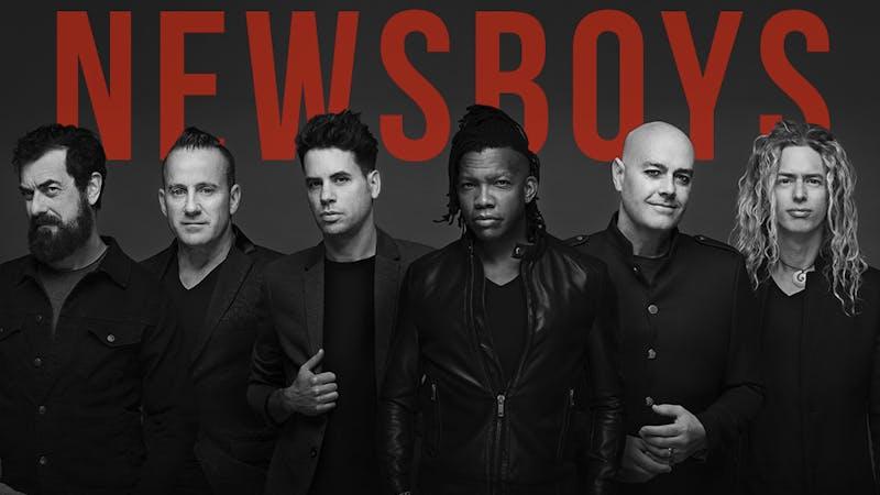 To æraer av Newsboys har funnet sammen igjen og har blitt Newsboys UNITED.