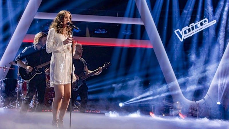 – For meg er musikken først og fremst en måte å ære Gud på, sier The Voice-vinneren