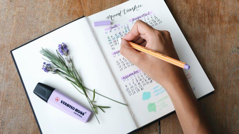 Den perfekte, fulle kalenderen