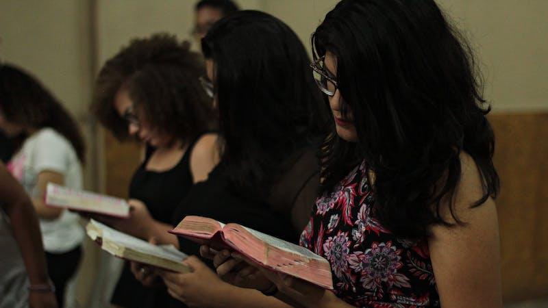 – I år 2033 kan det være mulig at alle leser en del av Bibelen på sitt eget språk