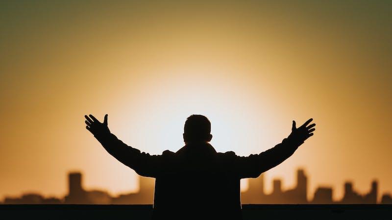 – Det er tiden for å bekjenne høyt hvem vi tror på til en verden der mange er redde og kjenner at håpet svikter