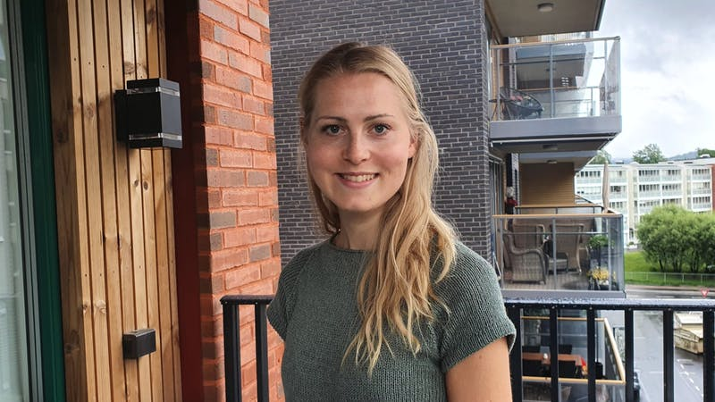 Aase Victoria er ansatt som vår nye iTro-redaktør