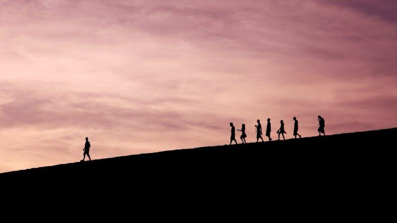Å være disippel handler ikke om å være flink og gjøre seg fortjent til noe