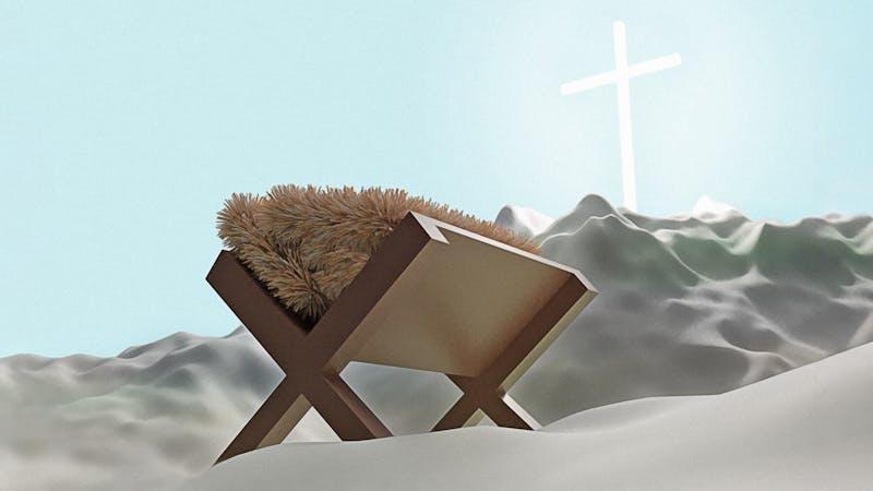 Fra krybben til korset